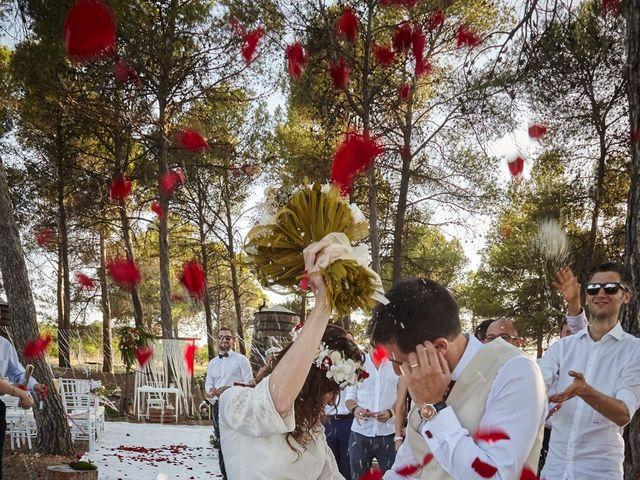 La boda de Dany y Nelly en Carcaixent, Valencia 11