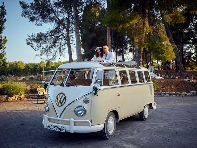 La boda de Dany y Nelly en Carcaixent, Valencia 14