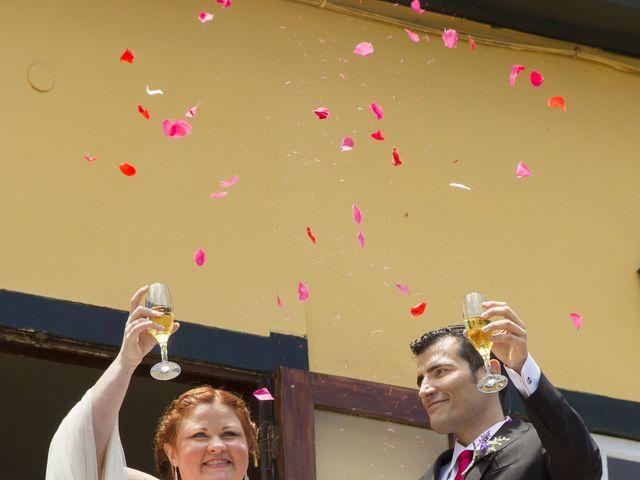 La boda de Alejandro y Merchy en La Orotava, Santa Cruz de Tenerife 5