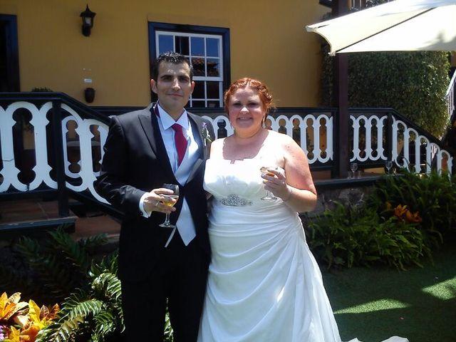 La boda de Alejandro y Merchy en La Orotava, Santa Cruz de Tenerife 6