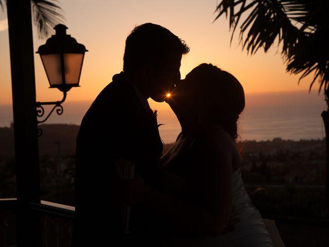 La boda de Alejandro y Merchy en La Orotava, Santa Cruz de Tenerife 2