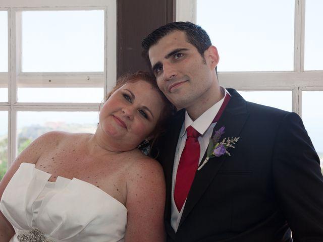 La boda de Alejandro y Merchy en La Orotava, Santa Cruz de Tenerife 15