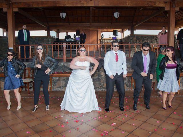 La boda de Alejandro y Merchy en La Orotava, Santa Cruz de Tenerife 27