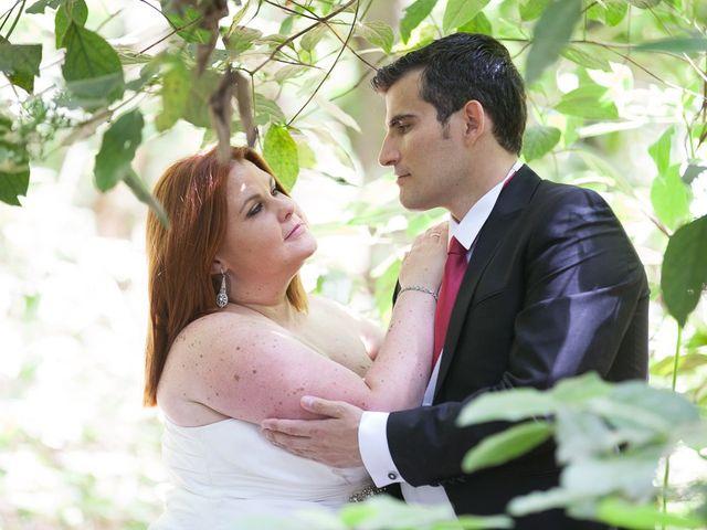 La boda de Alejandro y Merchy en La Orotava, Santa Cruz de Tenerife 30