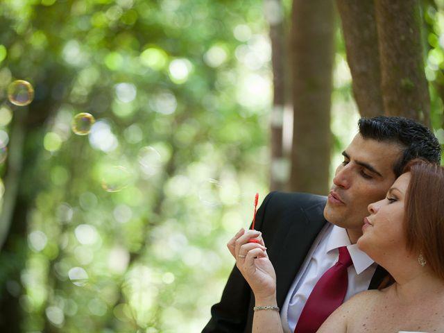 La boda de Alejandro y Merchy en La Orotava, Santa Cruz de Tenerife 36