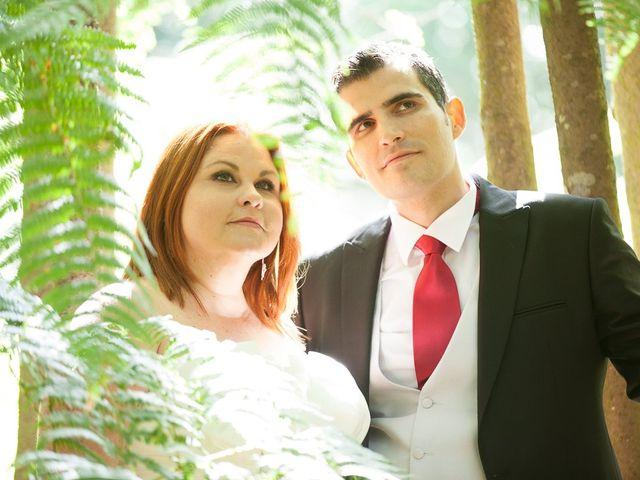 La boda de Alejandro y Merchy en La Orotava, Santa Cruz de Tenerife 37