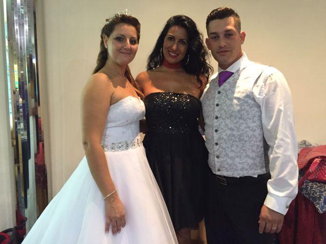 La boda de Caty y Abraham