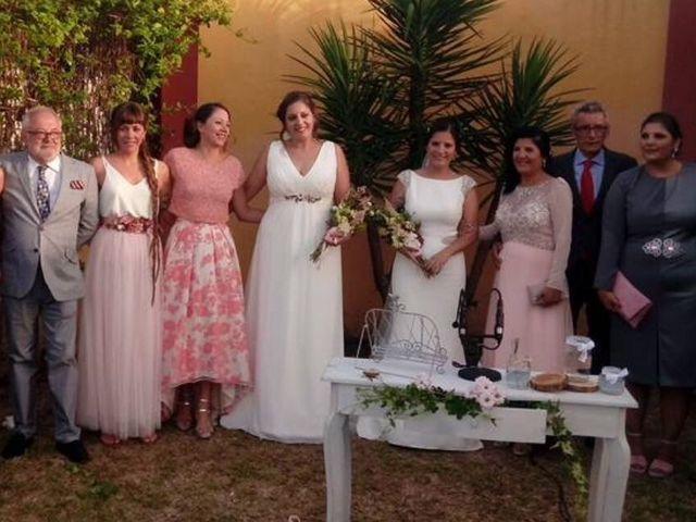 La boda de Bea  y María  en El Puerto De Santa Maria, Cádiz 1