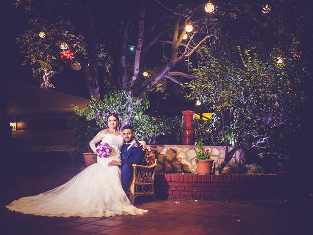 La boda de Bruno y Karoline en Getafe, Madrid 1