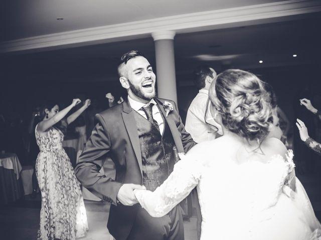 La boda de Bruno y Karoline en Getafe, Madrid 8