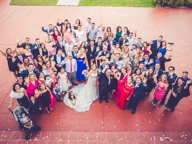 La boda de Bruno y Karoline en Getafe, Madrid 12