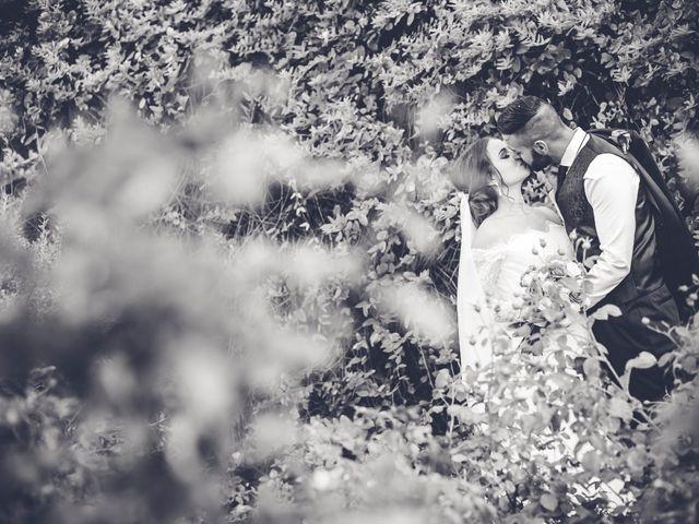 La boda de Bruno y Karoline en Getafe, Madrid 14