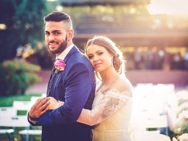 La boda de Bruno y Karoline en Getafe, Madrid 16