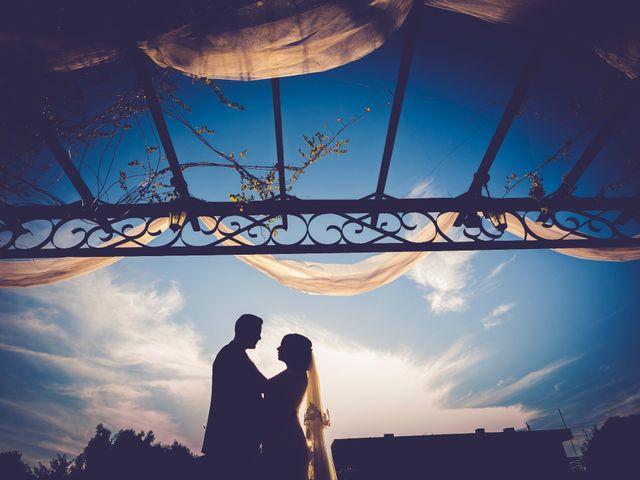 La boda de Bruno y Karoline en Getafe, Madrid 2