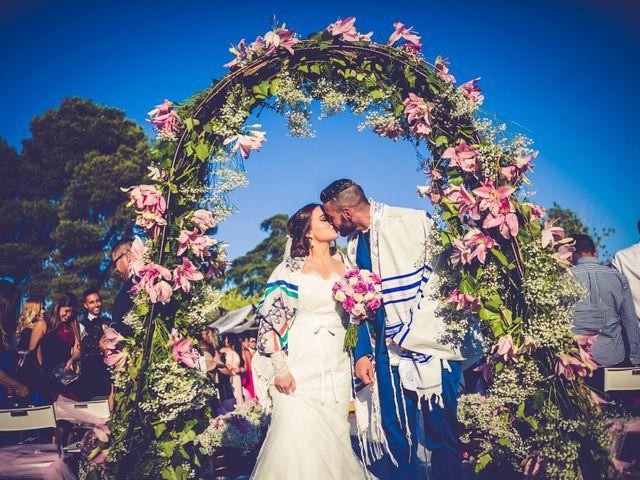 La boda de Bruno y Karoline en Getafe, Madrid 17