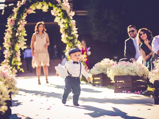 La boda de Bruno y Karoline en Getafe, Madrid 22