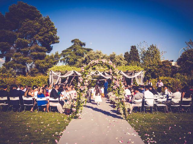 La boda de Bruno y Karoline en Getafe, Madrid 28