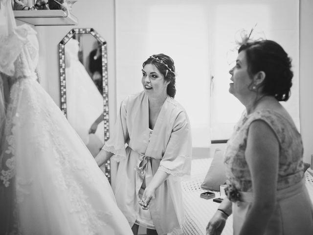 La boda de Erick y Nieves en Xàbia/jávea, Alicante 8