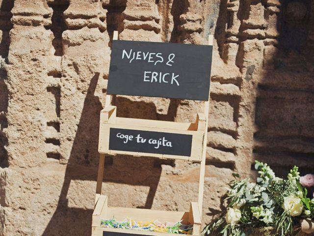 La boda de Erick y Nieves en Xàbia/jávea, Alicante 17