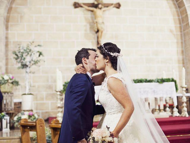 La boda de Erick y Nieves en Xàbia/jávea, Alicante 1
