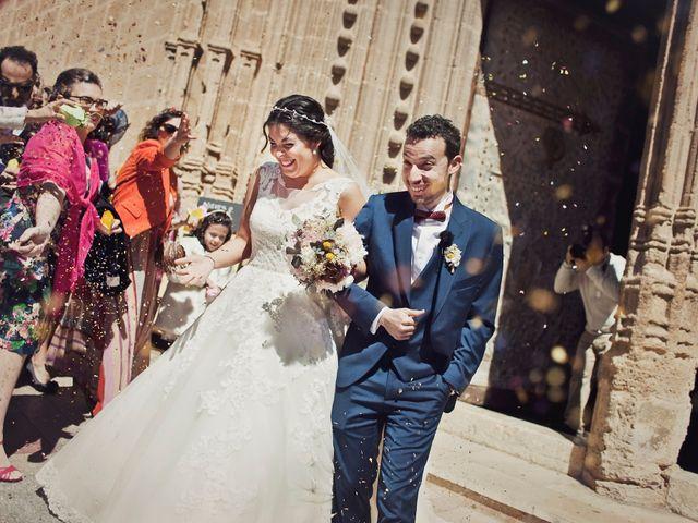 La boda de Nieves y Erick