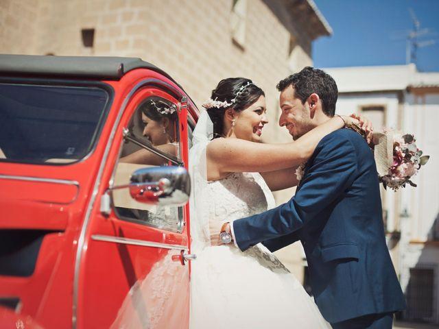 La boda de Erick y Nieves en Xàbia/jávea, Alicante 25