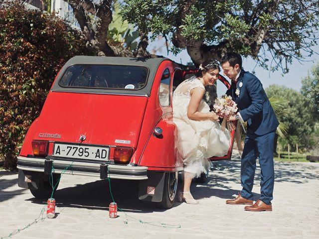 La boda de Erick y Nieves en Xàbia/jávea, Alicante 26