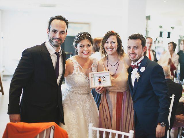 La boda de Erick y Nieves en Xàbia/jávea, Alicante 36