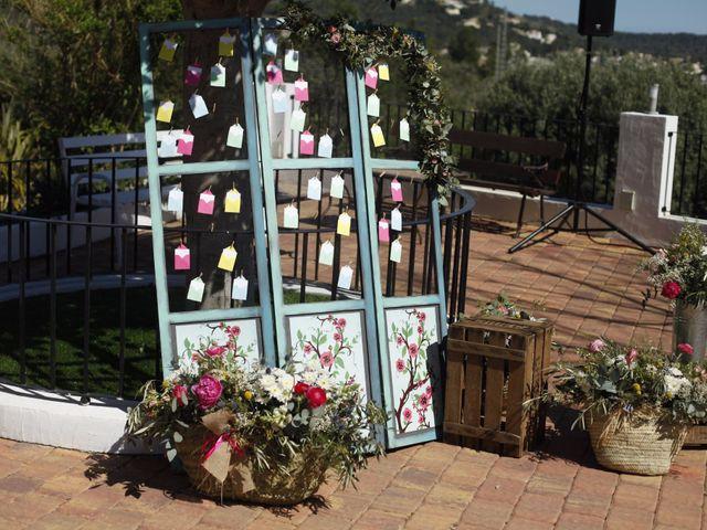 La boda de Erick y Nieves en Xàbia/jávea, Alicante 43