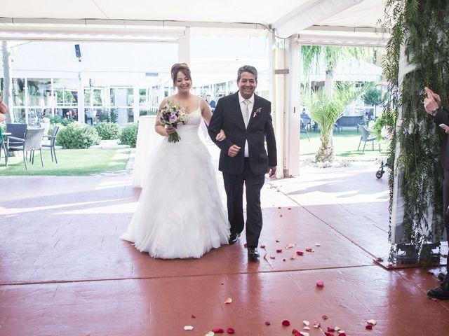 La boda de Cristian y Sandra en Zaragoza, Zaragoza 16