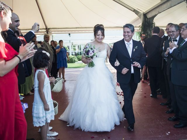 La boda de Cristian y Sandra en Zaragoza, Zaragoza 17