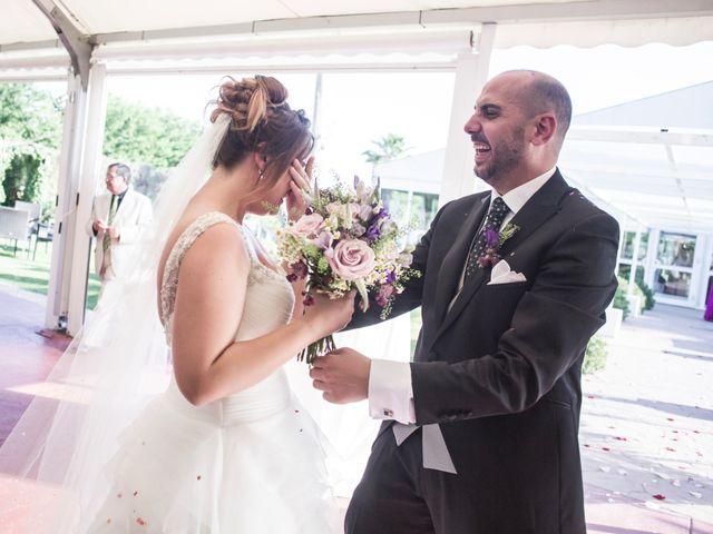 La boda de Cristian y Sandra en Zaragoza, Zaragoza 20