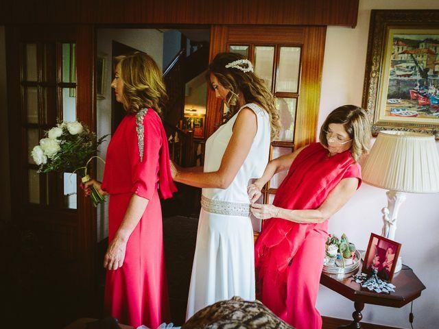 La boda de Ben y Maibe en Berango, Vizcaya 12