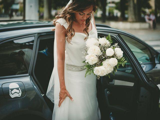 La boda de Ben y Maibe en Berango, Vizcaya 16