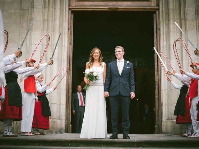 La boda de Ben y Maibe en Berango, Vizcaya 24