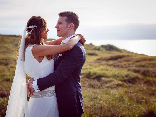 La boda de Ben y Maibe en Berango, Vizcaya 34
