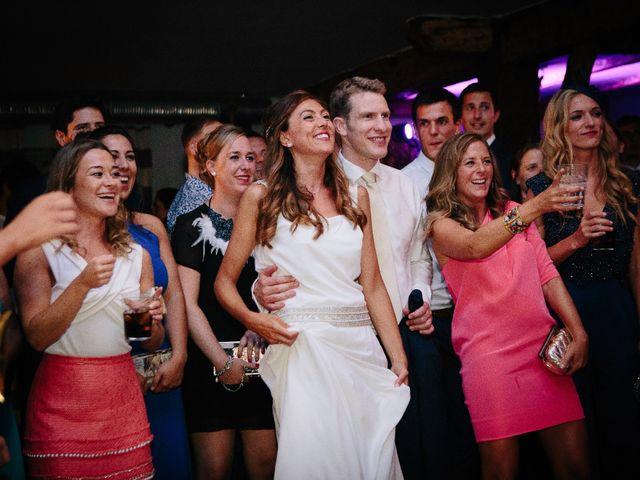 La boda de Ben y Maibe en Berango, Vizcaya 56