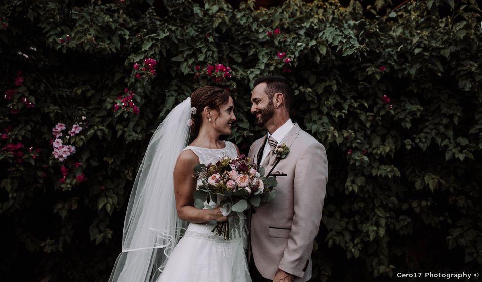 La boda de Salva y Laura en Mijas Costa, Málaga