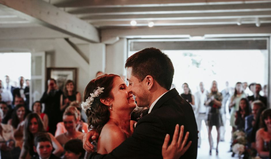 La boda de Asier y Cristina en Munguia, Vizcaya