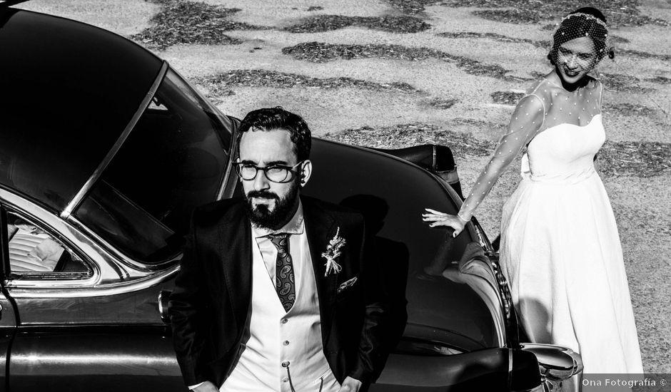 La boda de Iban y Sonia en Vitoria-gasteiz, Álava