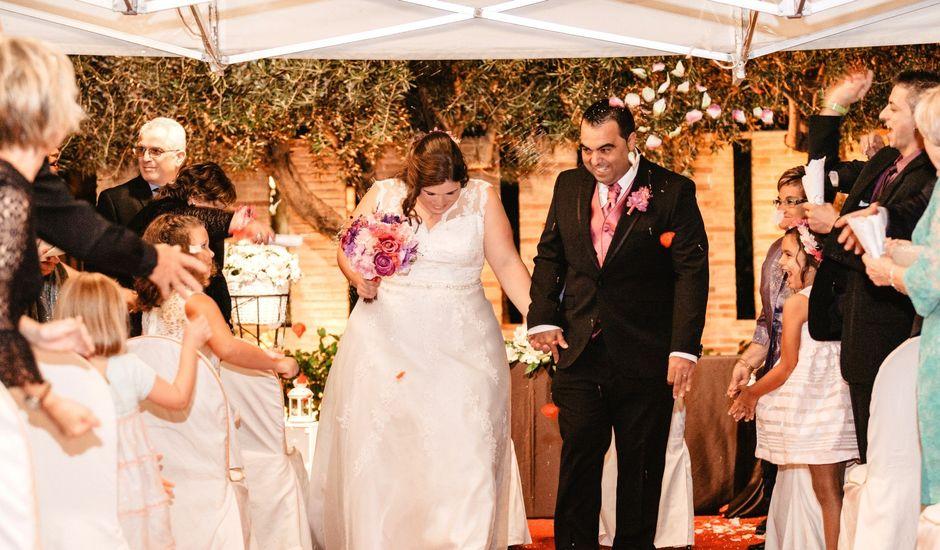 La boda de Marcos y Carolina en Polinyà De Xúquer, Valencia