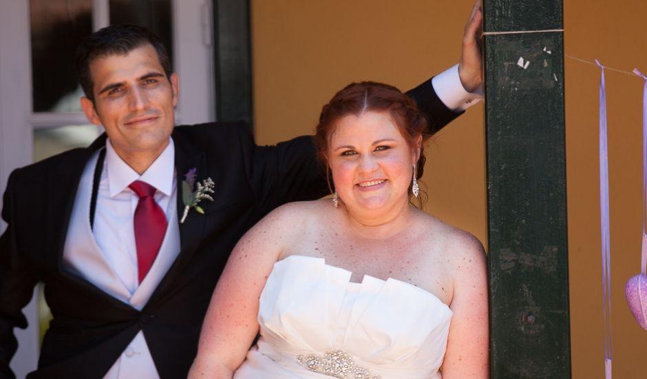 La boda de Alejandro y Merchy en La Orotava, Santa Cruz de Tenerife