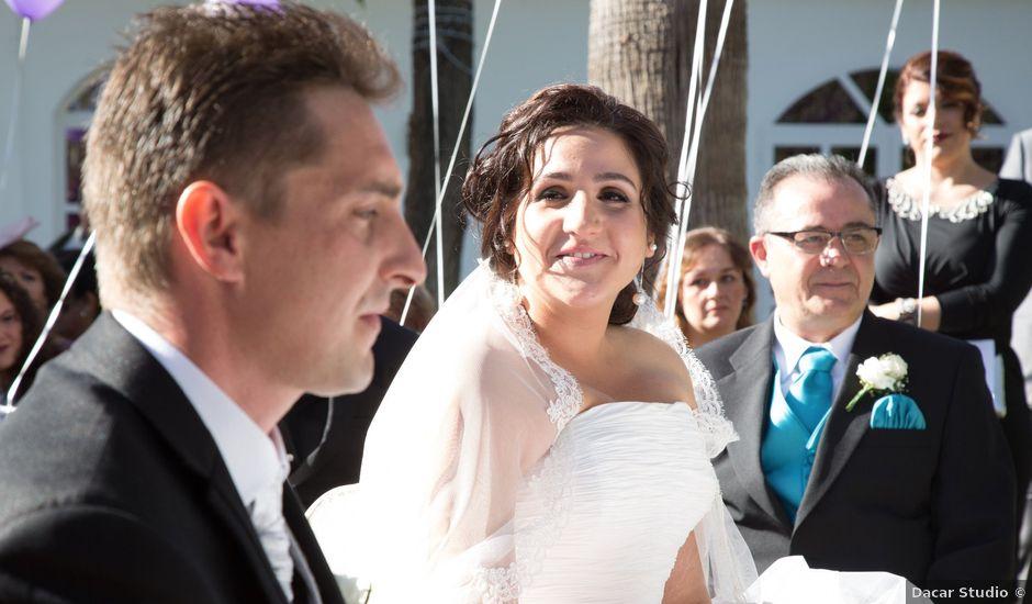 La boda de Nene y Bea en La Rinconada, Sevilla