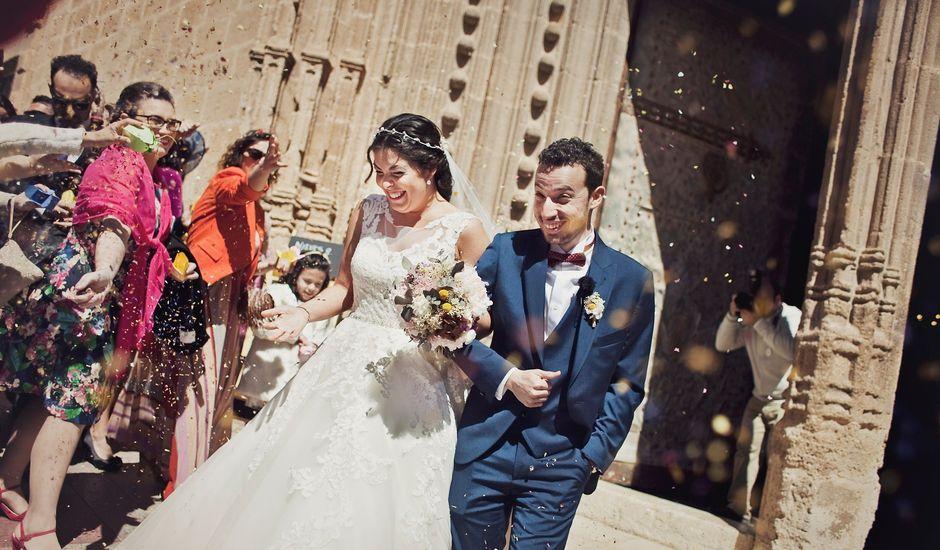 La boda de Erick y Nieves en Xàbia/jávea, Alicante