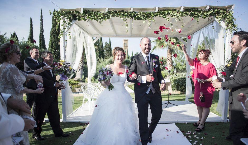 La boda de Cristian y Sandra en Zaragoza, Zaragoza