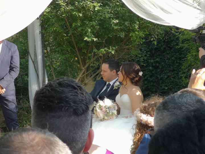 La boda de Juan Miguel y charo