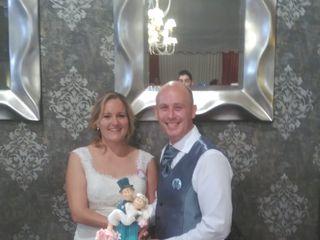 La boda de Alberto y Rocío  2