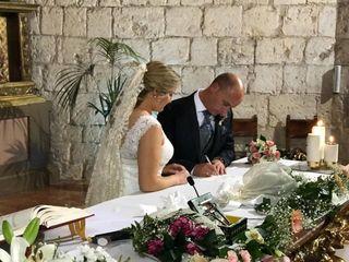 La boda de Alberto y Rocío  3