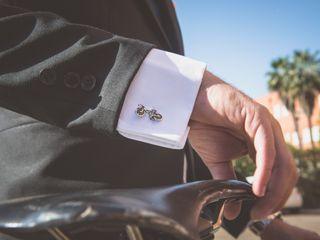 La boda de Mercedes y Mode 1