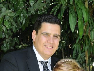 La boda de Noelia y Raúl 1